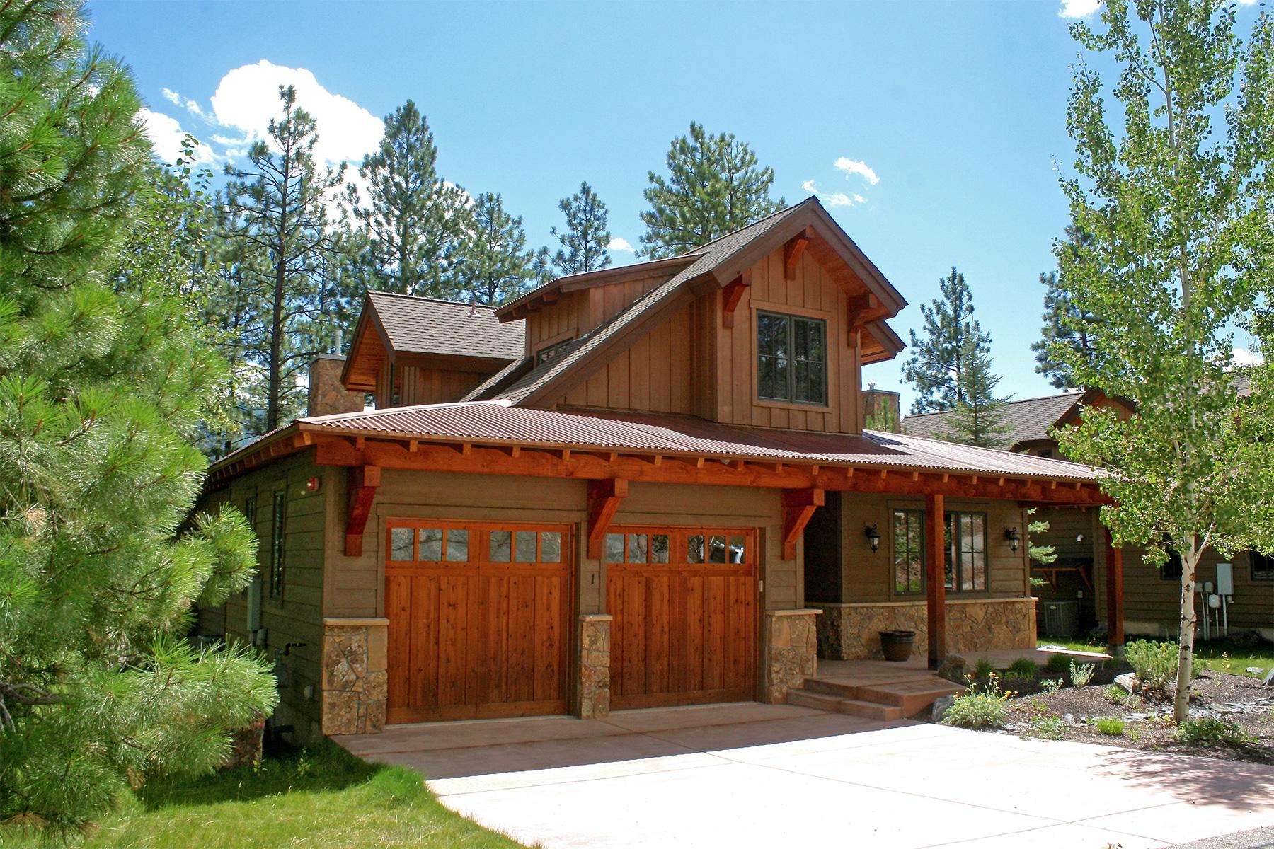 Single Family Home for Sale at 1580 Glacier Club Drive #1 1580 GLACIER CLUB DR #2 Durango, Colorado, 81301 United States