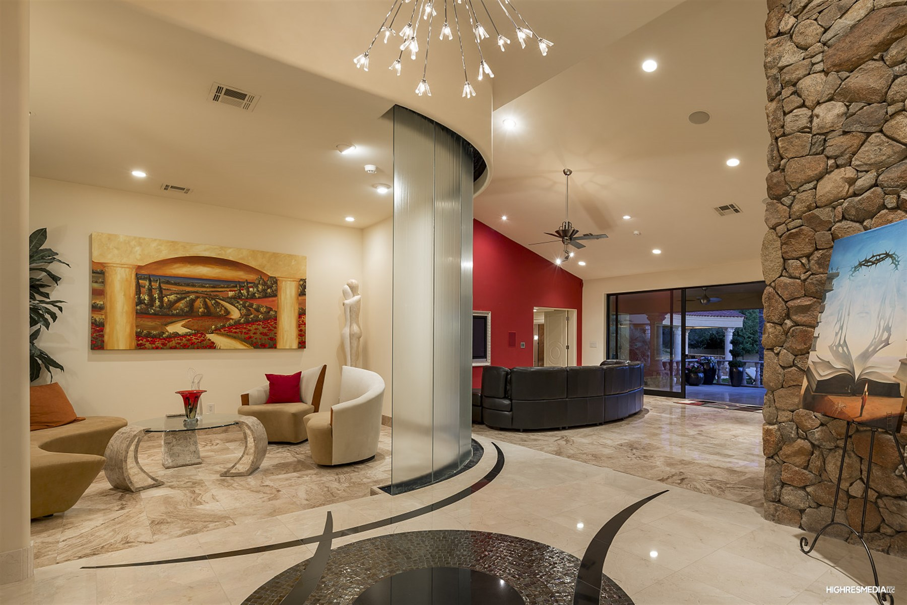 Property For Sale at Sophisticated Contemporary in Cactus Corridor