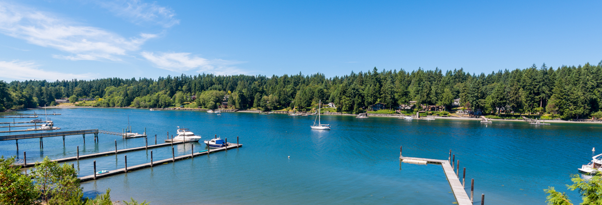 Single Family Home for Sale at Monte Vista Waterfront 6506 NE Monte Vista Drive Bainbridge Island, Washington 98110 United States