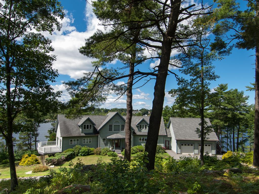 Tek Ailelik Ev için Satış at 122 Middle Road, Woolwich Woolwich, Maine 04579 Amerika Birleşik Devletleri