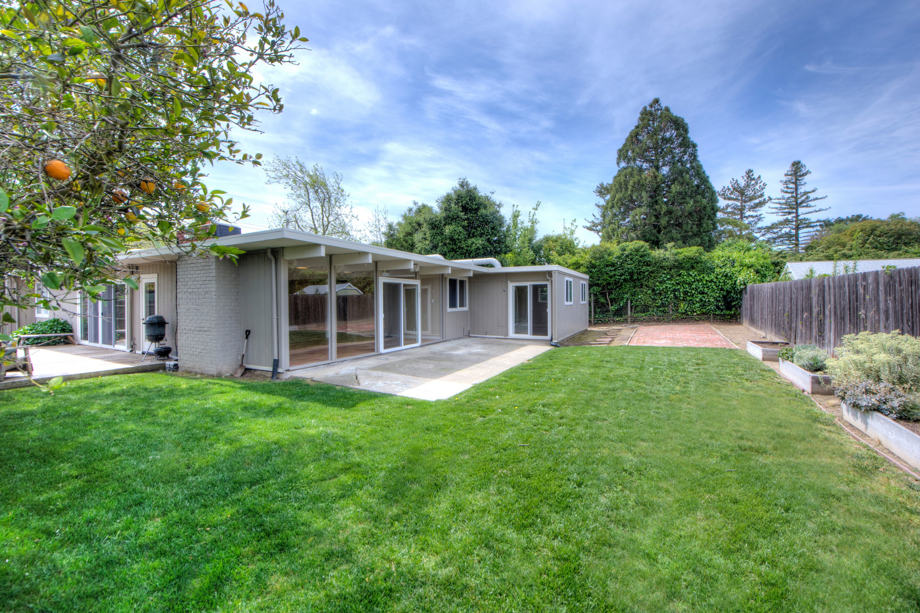 "open-houses property at Lucas Valley ""Eichler"" With Panoramic Views!"