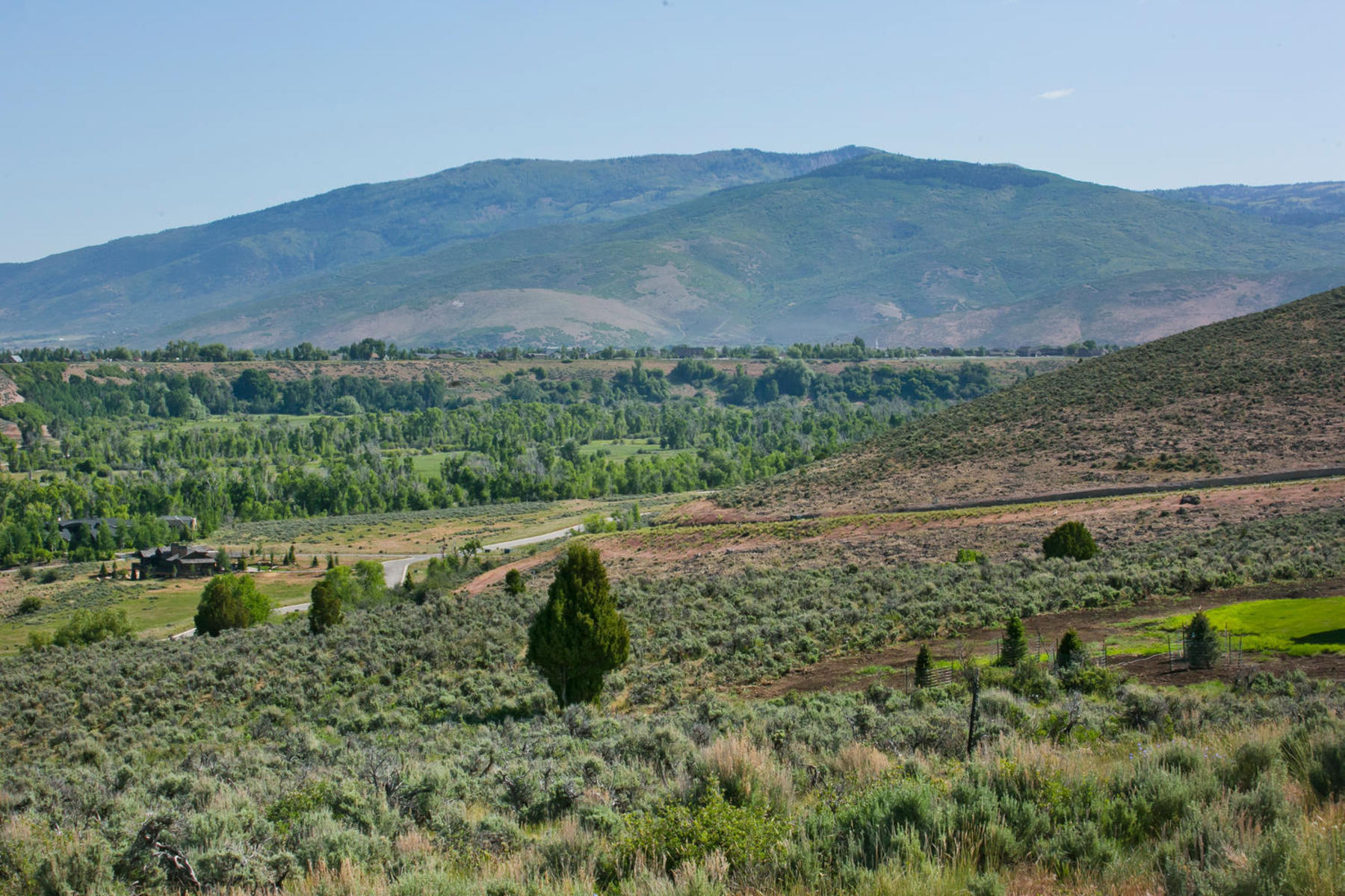 Terreno para Venda às Gorgeous Panoramic Views at Vicorty Ranch 6784 E Evening Star Dr Lot 262 Heber City, Utah 84032 Estados Unidos