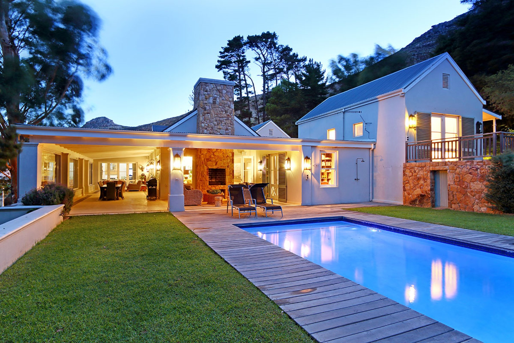 Single Family Home for Sale at Cape Town Cape Town, Western Cape, 7945 South Africa