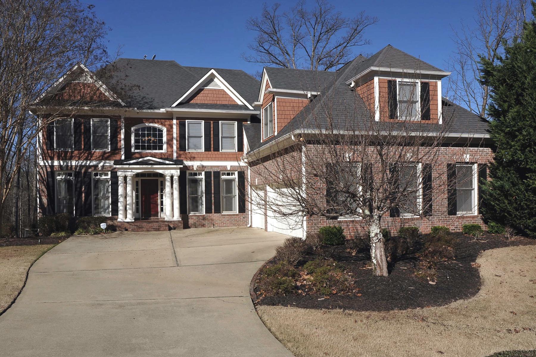Einfamilienhaus für Verkauf beim Wonderful Open Plan Design In Vinings Estates 5305 Whitehaven Park Lane SE Mableton, Georgia, 30126 Vereinigte Staaten