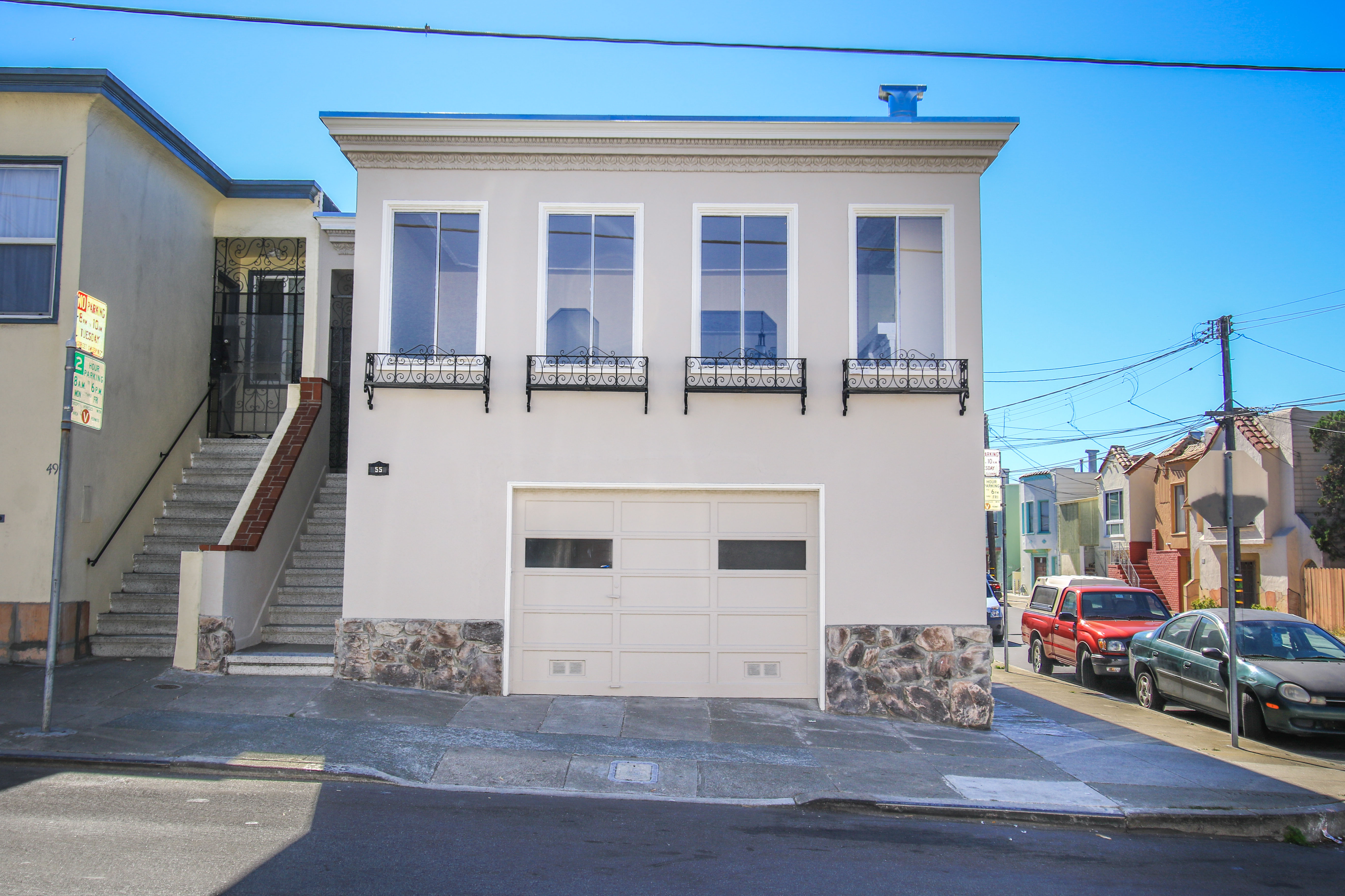 Property For Sale at 55 Mount Vernon, San Francisco