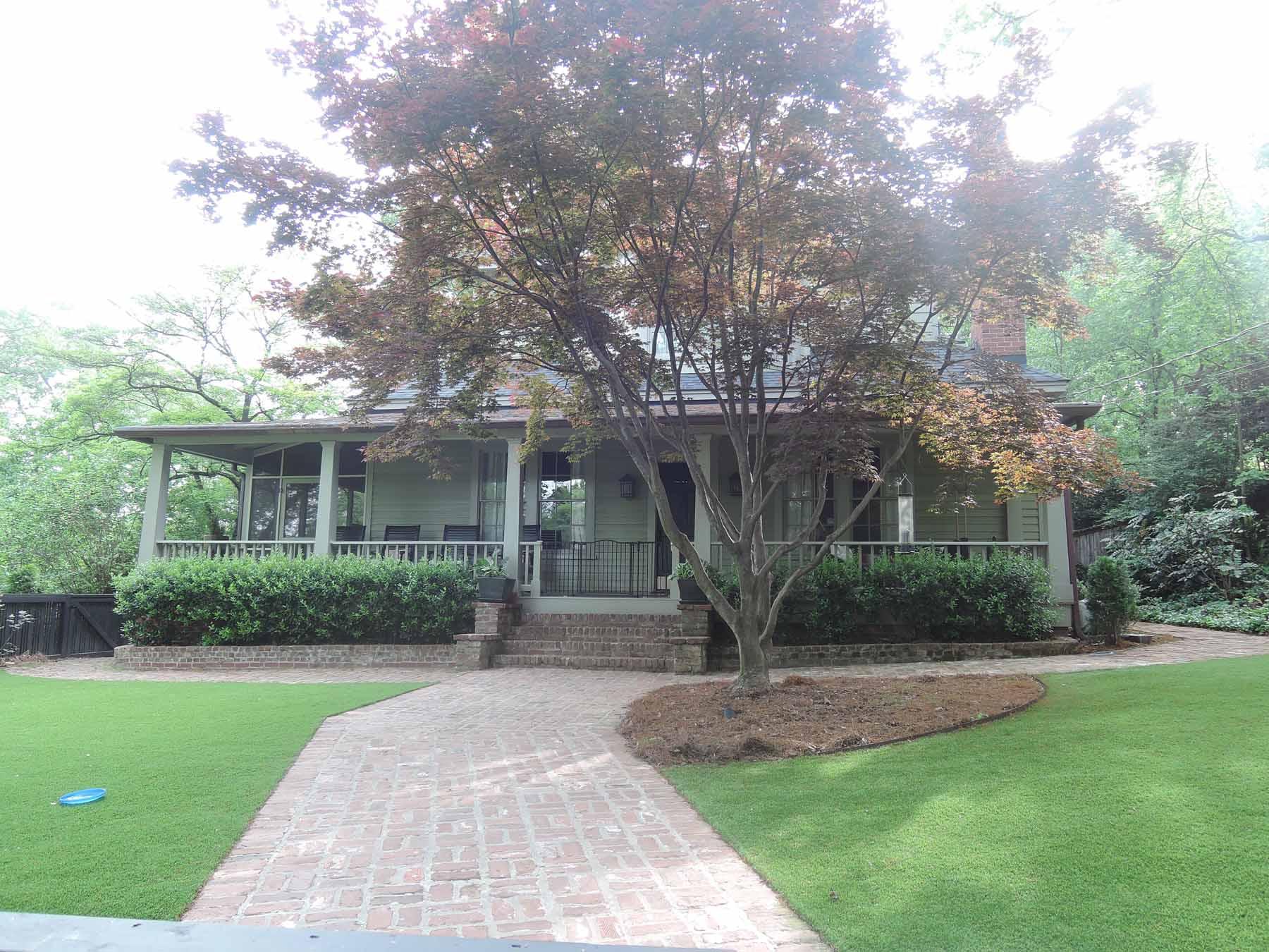 단독 가정 주택 용 매매 에 Great Historic Community 3 Spring Circle NW Atlanta, 조지아, 30318 미국