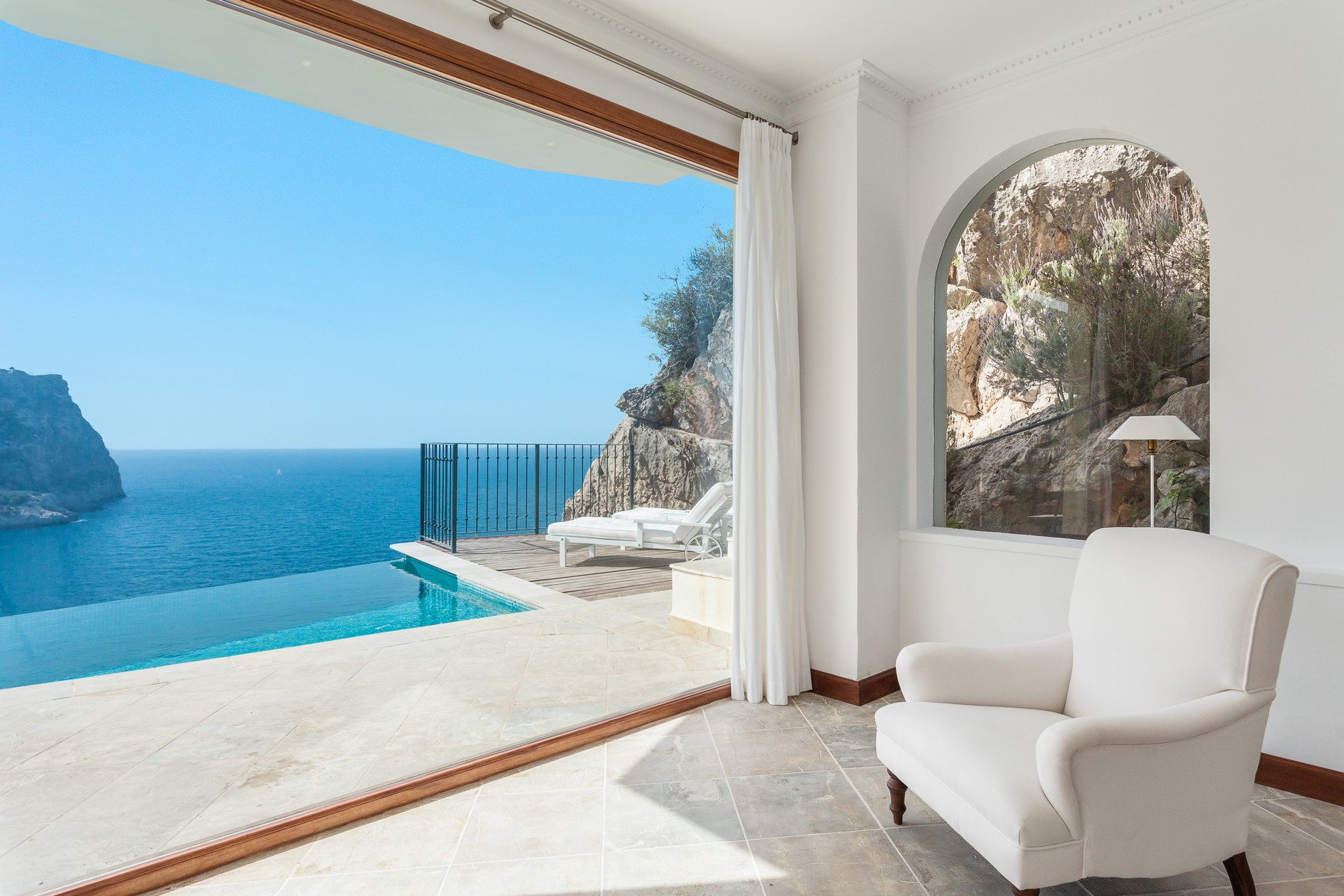 Single Family Home for Sale at Villa with amazing sea views in Port Andratx Port Andratx, Mallorca 07157 Spain