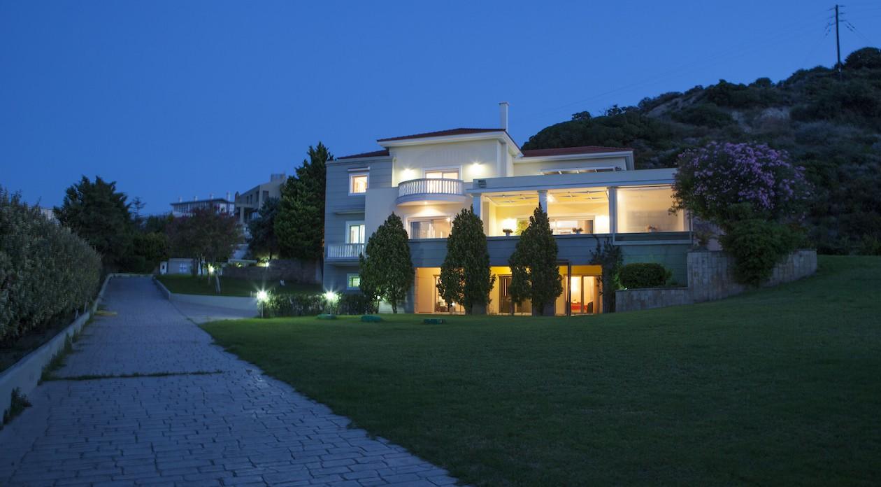 단독 가정 주택 용 매매 에 Hilltop Executive Retreat Monte Smith Rhodes Town Rhodes, 서던 에게, 85100 그리스