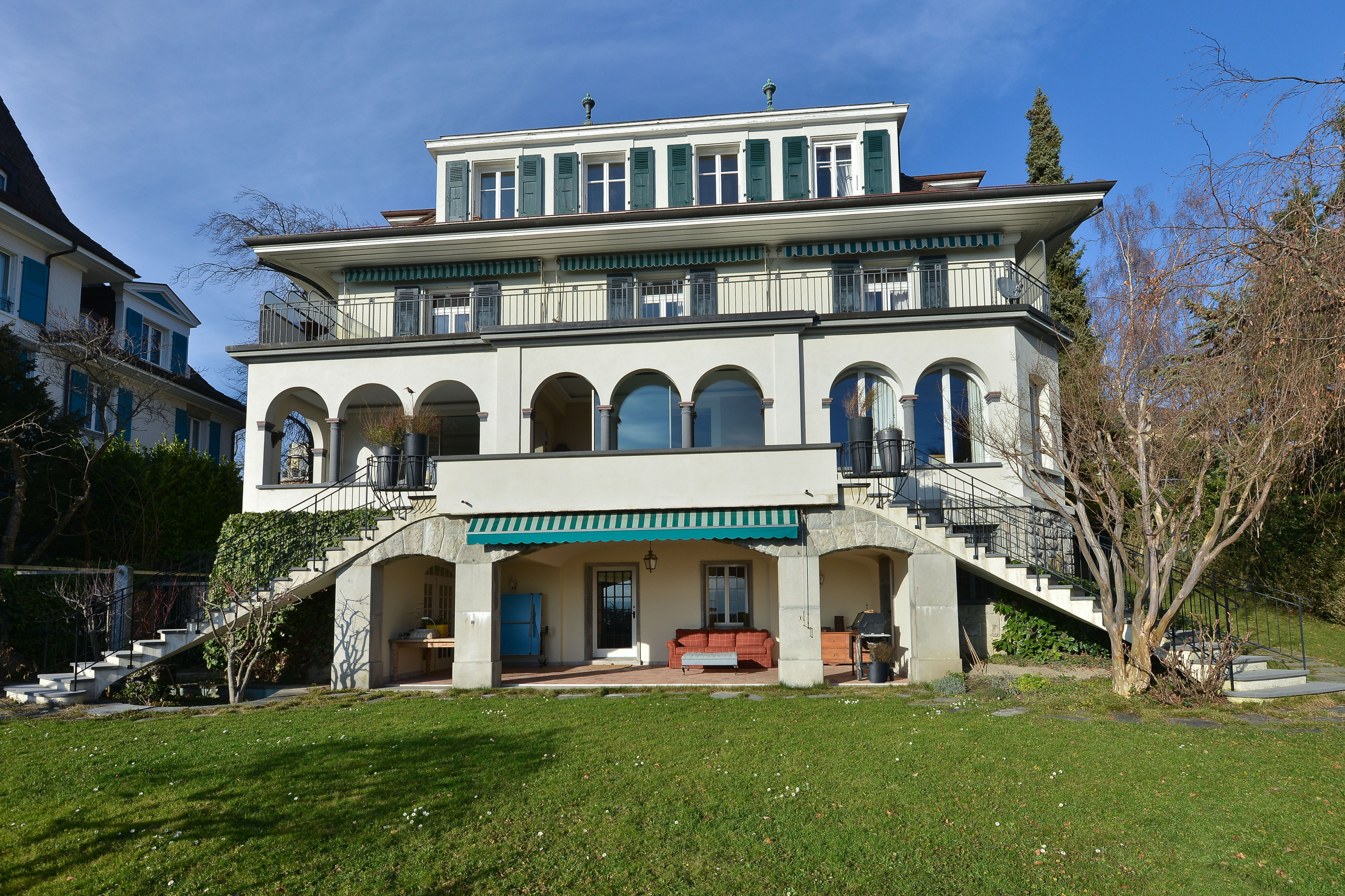 Property Of La Savoie Mansion house - Pully-Chamblandes