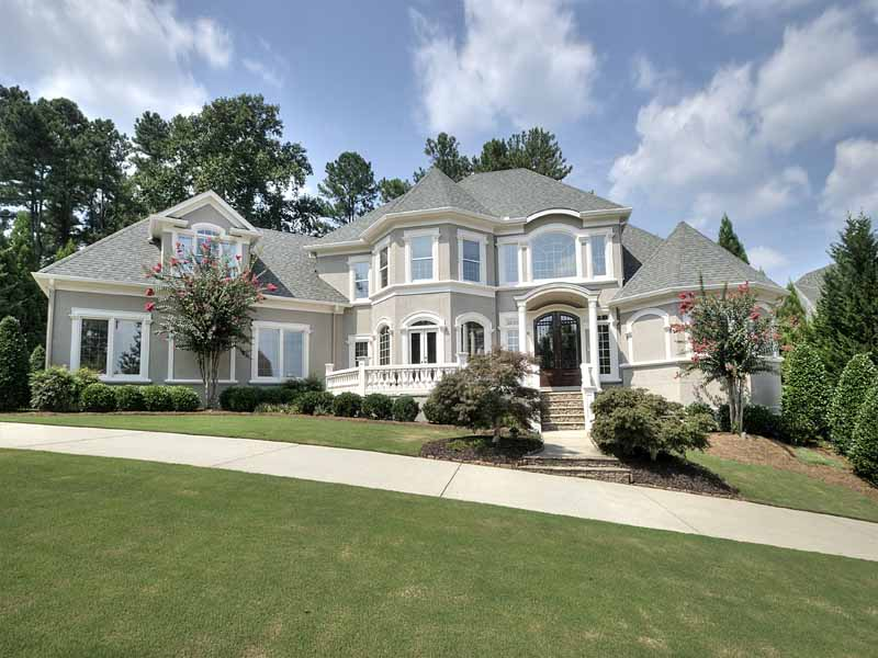 一戸建て のために 売買 アット Graceful Elegance, Artfully Designed 1004 Tullamore Place Alpharetta, ジョージア 30022 アメリカ合衆国