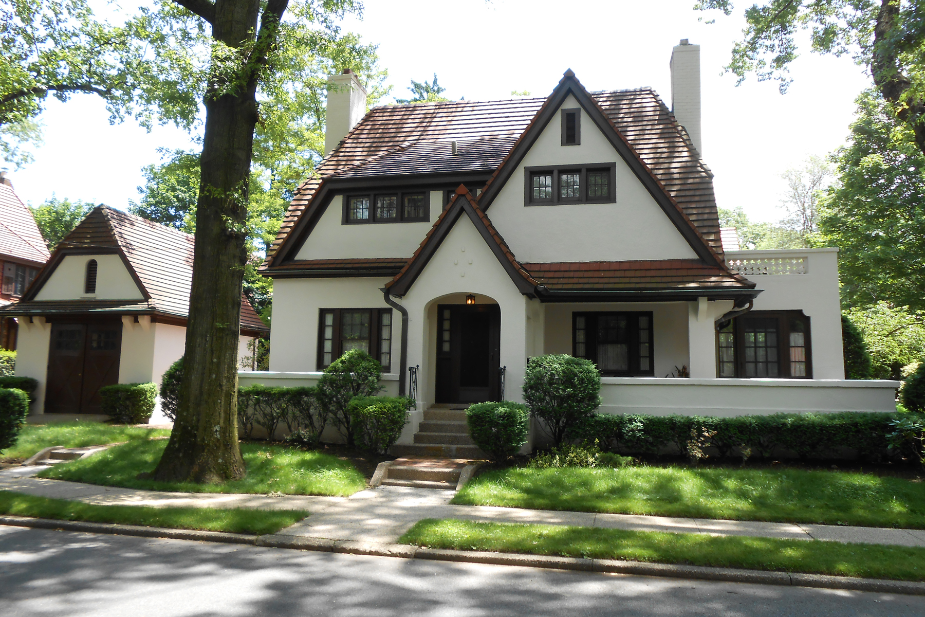 """Single Family Home for Sale at """"STORYBOOK TUDOR ON EMBASSY ROW"""" 240 Greenway North, Forest Hills Gardens, Forest Hills Gardens, Forest Hills, New York 11375 United States"""