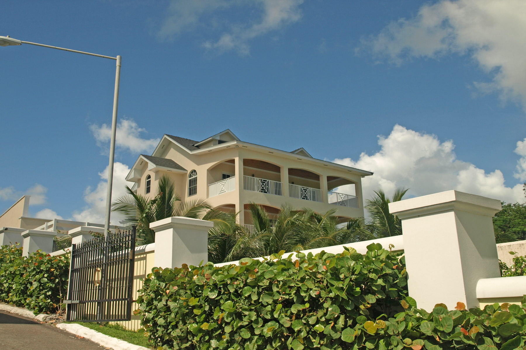 Single Family Home for Rent at #1 Indigo Orange Hill, West Bay Street, Nassau And Paradise Island Bahamas