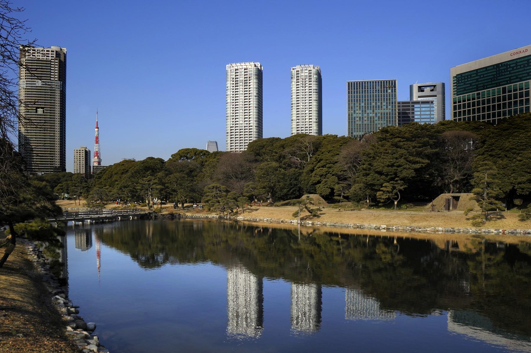 Appartamento per Vendita alle ore Tokyo Twin Parks Right Wing Minato-Ku, Tokyo Giappone