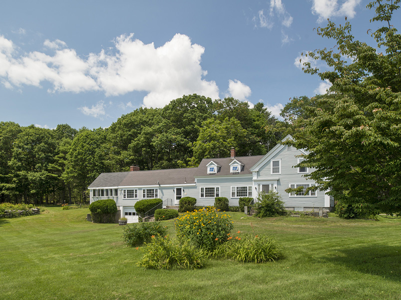 Single Family Home for Sale at Lambert Road 40 Lambert Road Freeport, Maine 04032 United States