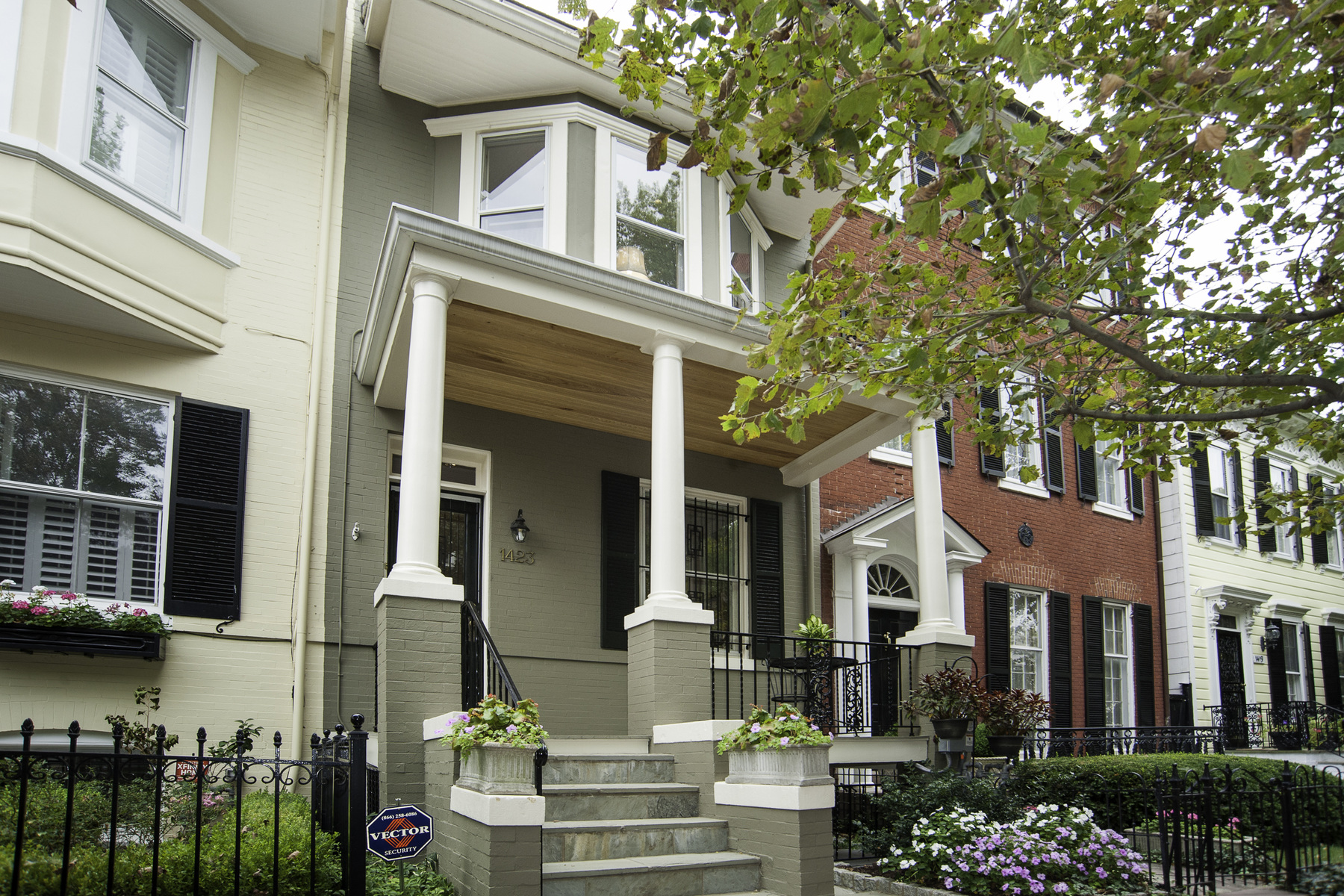 Townhouse for Sale at 1423 33rd Street Nw, Washington Georgetown, Washington, District Of Columbia 20007 United States