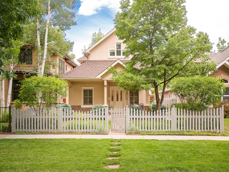 Single Family Home for Sale at 2340 South Columbine Street Denver, Colorado 80210 United States