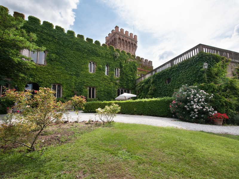 Single Family Home for Sale at Outstanding Medieval Castle Campiglia Marittima Livorno, Livorno 57021 Italy