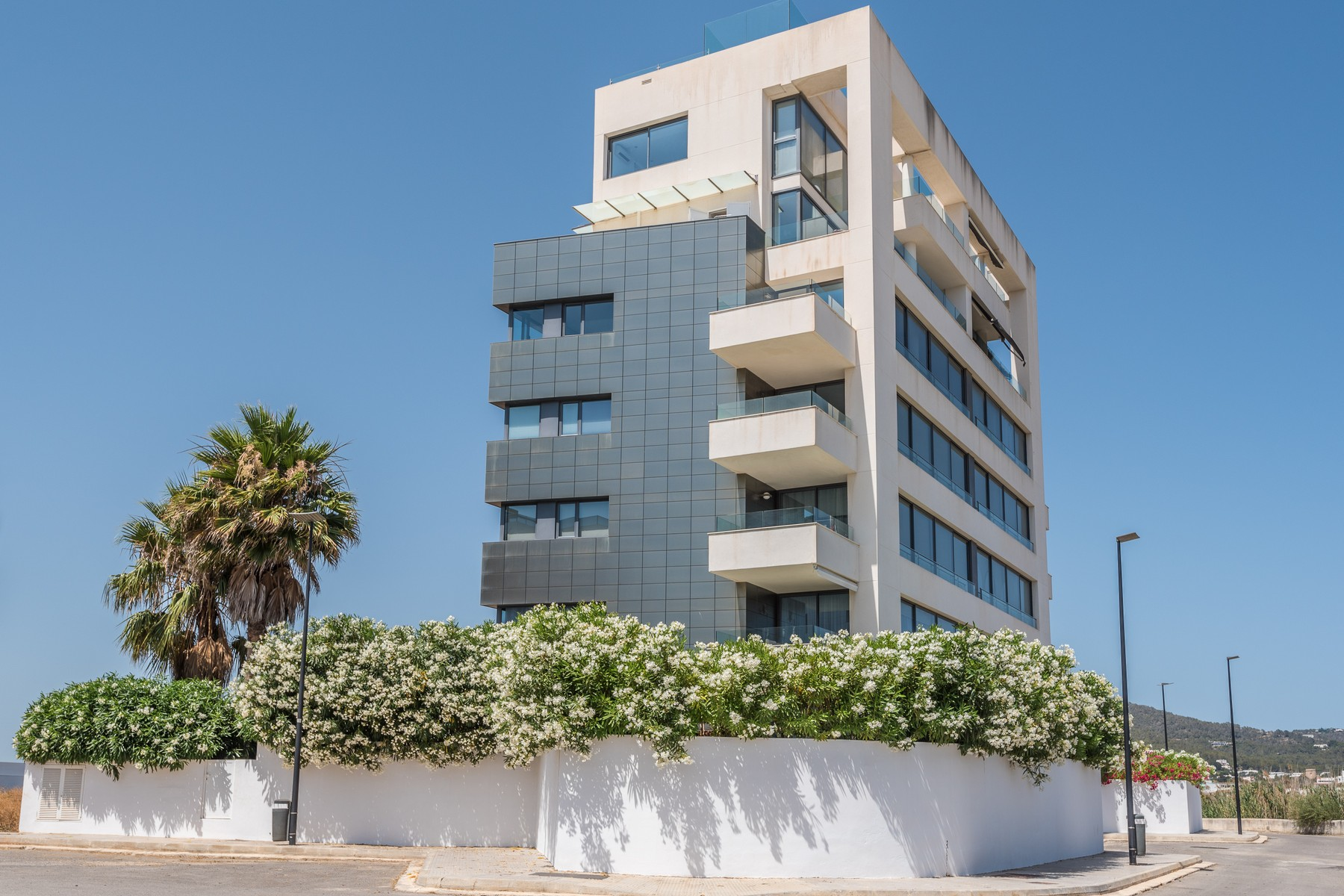Apartment for Sale at Lovely Apartment With Open Views To Talamanca Ibiza, Ibiza, 07800 Spain