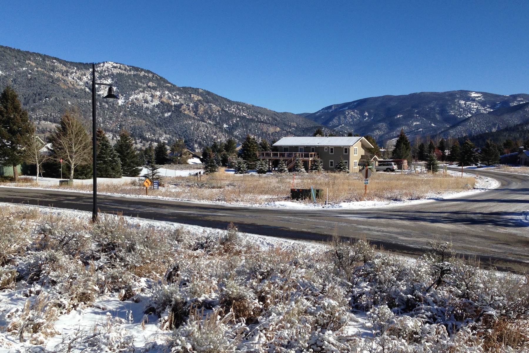 Land for Sale at Golf Course - Meadow Village Homesite Two Moons Road Meadow Village Blk 3, Lot 5 Big Sky, Montana 59716 United States