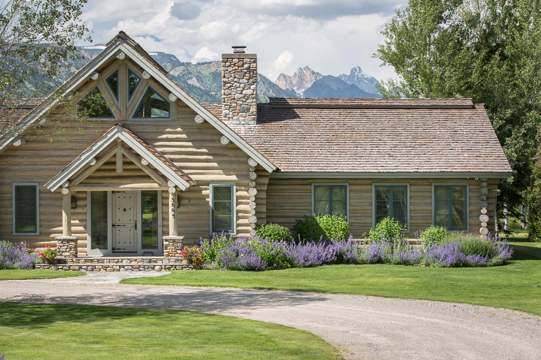 Single Family Home for Sale at Tranquility Under the Tetons in Tucker Ranch 3665 Tucker Ranch Rd. Wilson, Wyoming, 83014 United States