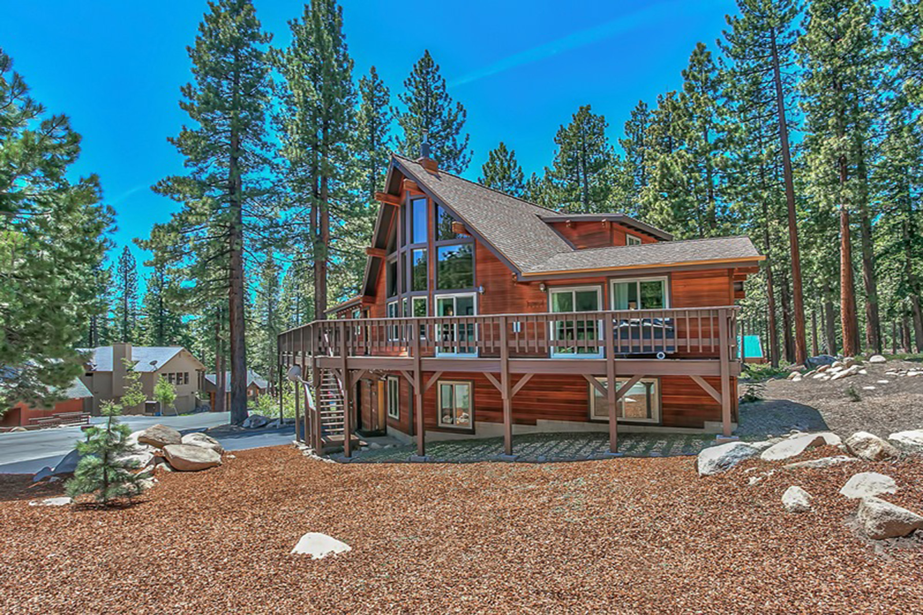 Vivienda unifamiliar por un Venta en 974 Apollo Way Incline Village, Nevada, 89451 Lake Tahoe, Estados Unidos