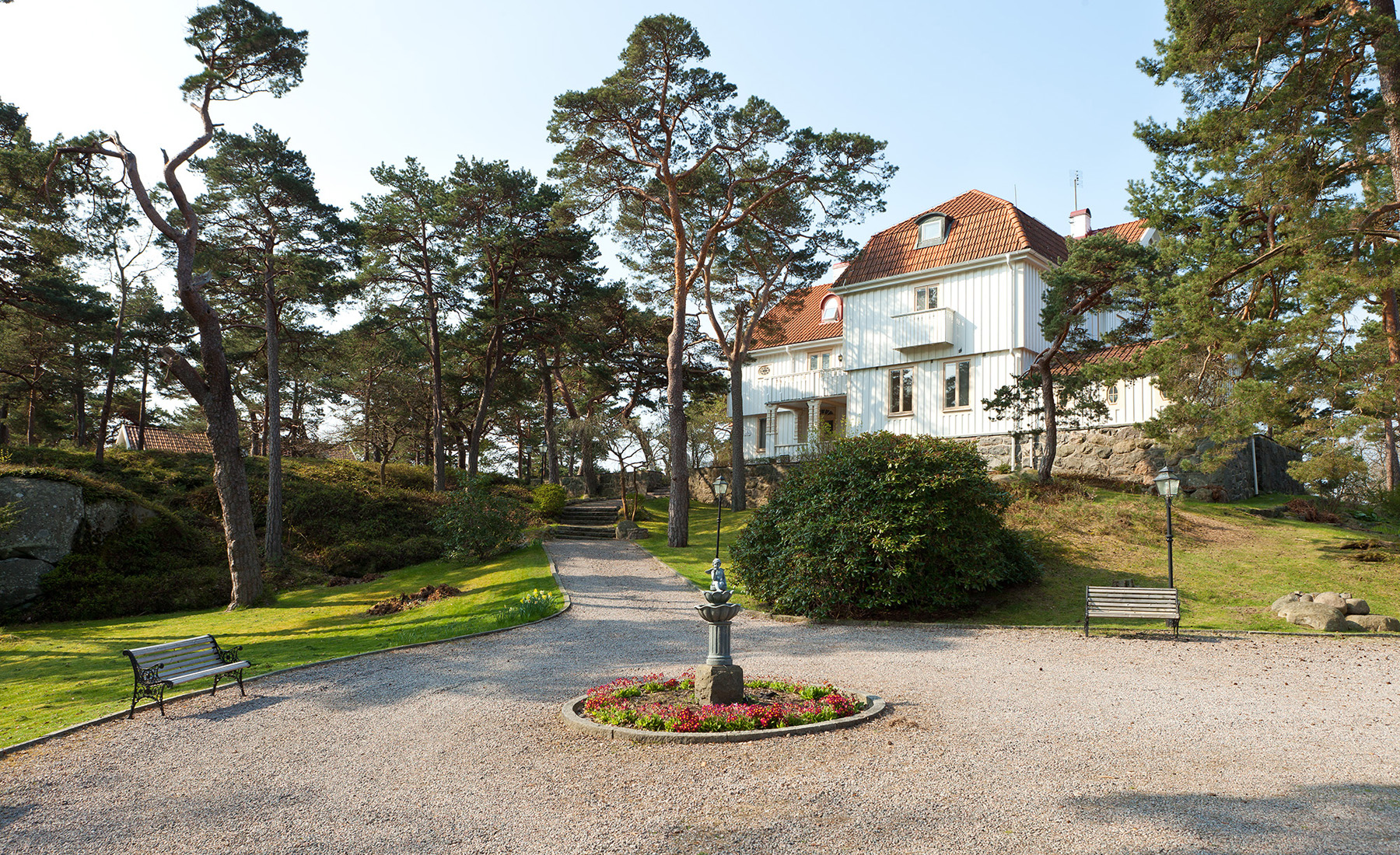 sales property at Villa Furuhojd – Dan Brostrom's magnificent residence