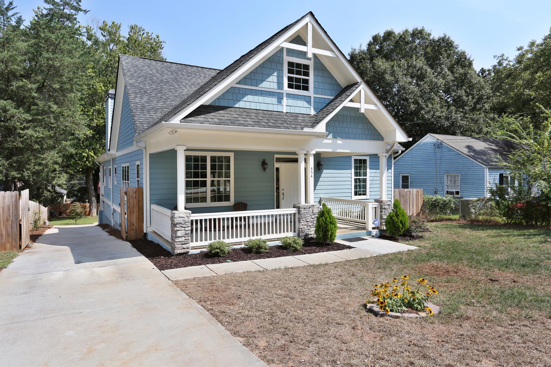 一戸建て のために 売買 アット Immaculate Bungalow Style Home 454 Maynard Terrace SE East Atlanta, Atlanta, ジョージア, 30316 アメリカ合衆国