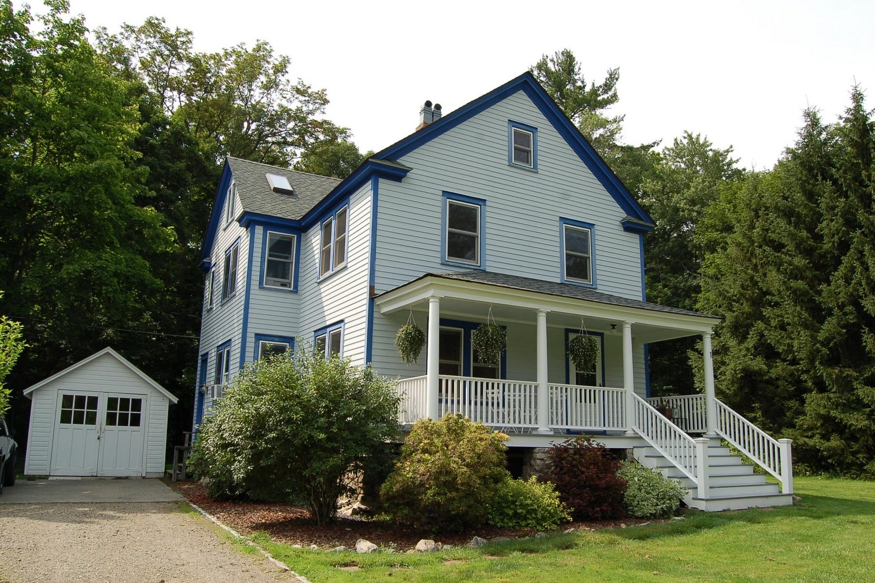 独户住宅 为 销售 在 Classic Beauty 11 Lewis Lane Garrison, 纽约州 10524 美国