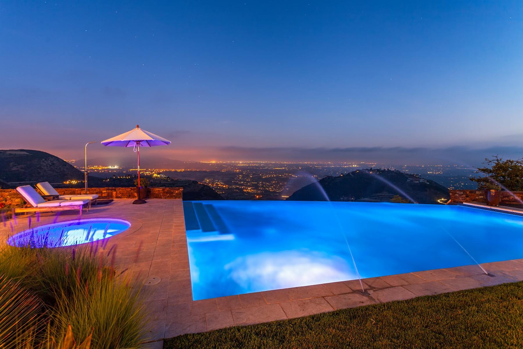 Single Family Home for Sale at 8063 El Cielo Rancho Santa Fe, California 92067 United States