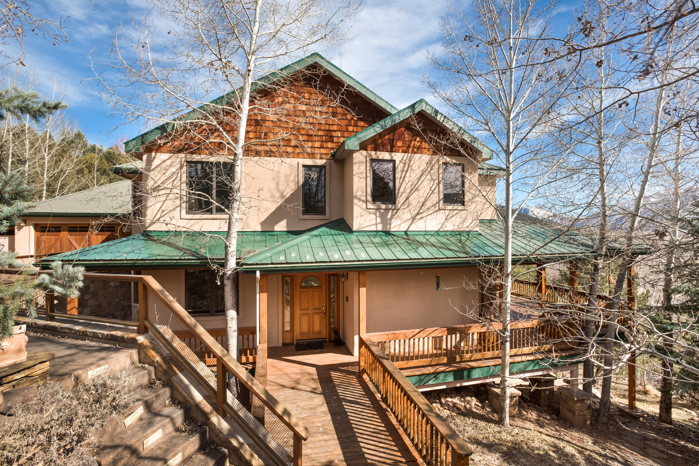 Single Family Home for Sale at Basalt Ridge 136 Ridge Road Basalt, Colorado, 81621 United States