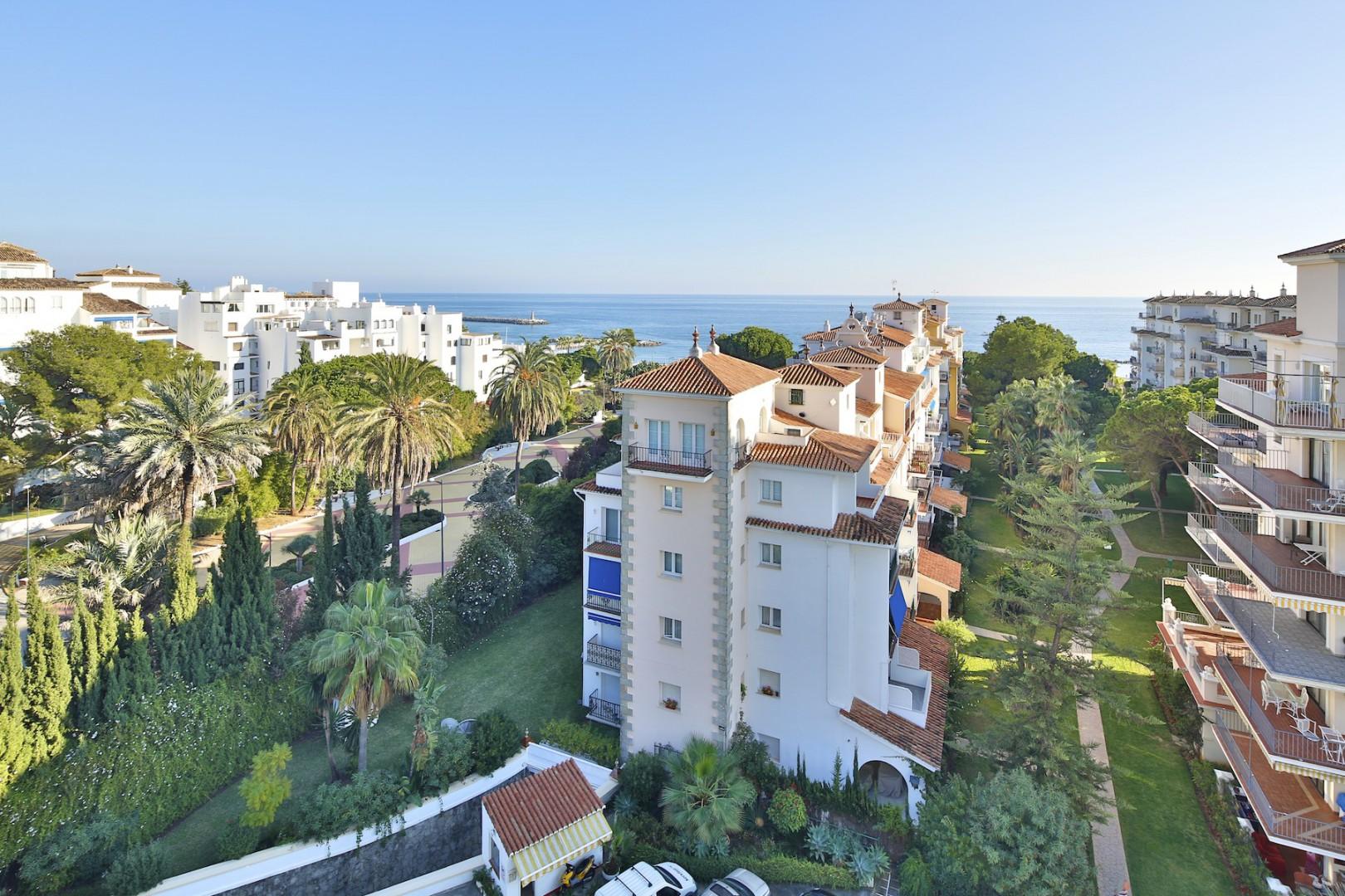 アパート のために 売買 アット Apartment in Puerto Banús Puerto Banus Marbella, Costa Del Sol, 29660 スペイン