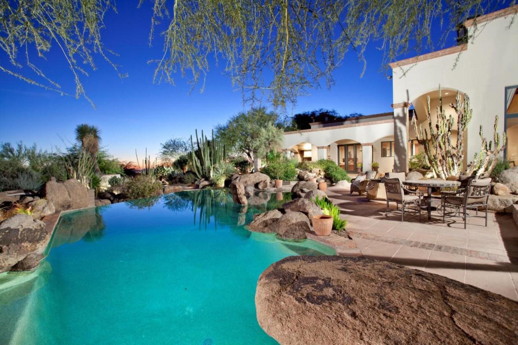 Maison unifamiliale pour l Vente à Romance & Character in North Scottsdale 9933 E Happy Valley Rd #3 Scottsdale, Arizona 85255 États-Unis