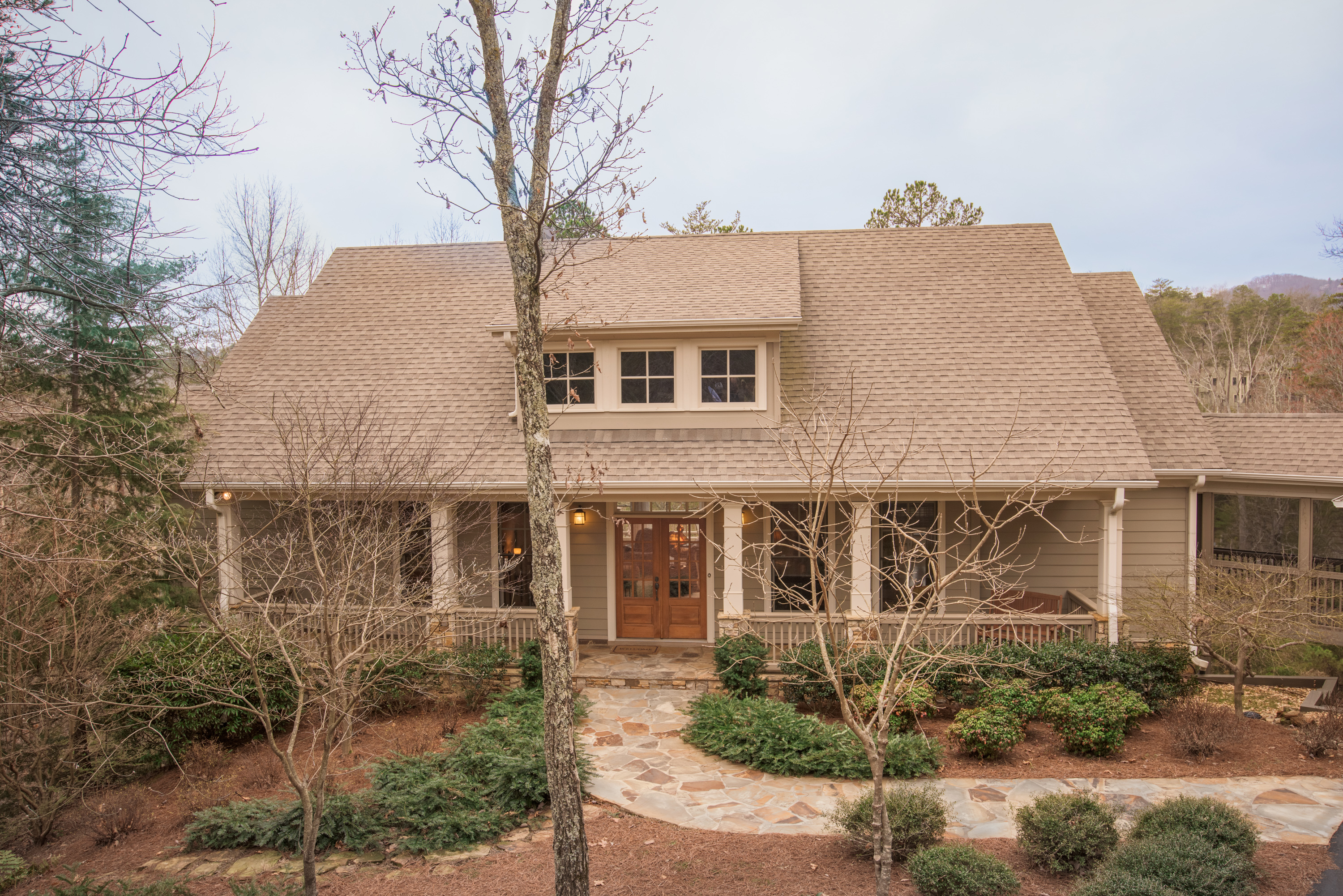 Single Family Home for Sale at Trail is Just Outside Your Door One Hour North of Atlanta Ga 38 Wood Poppy Court Big Canoe, Georgia, 30143 United States