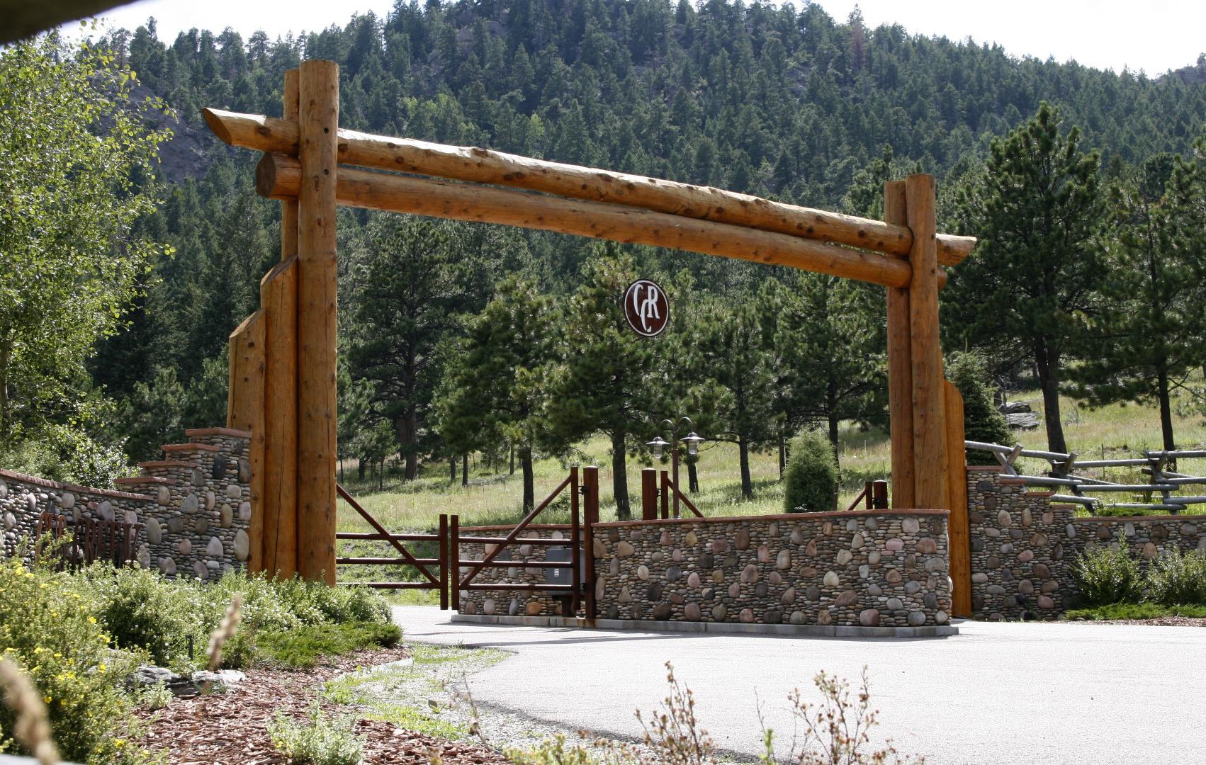 地產 為 出售 在 6463 Little Cub Creek Road Evergreen, 科羅拉多州 80439 美國