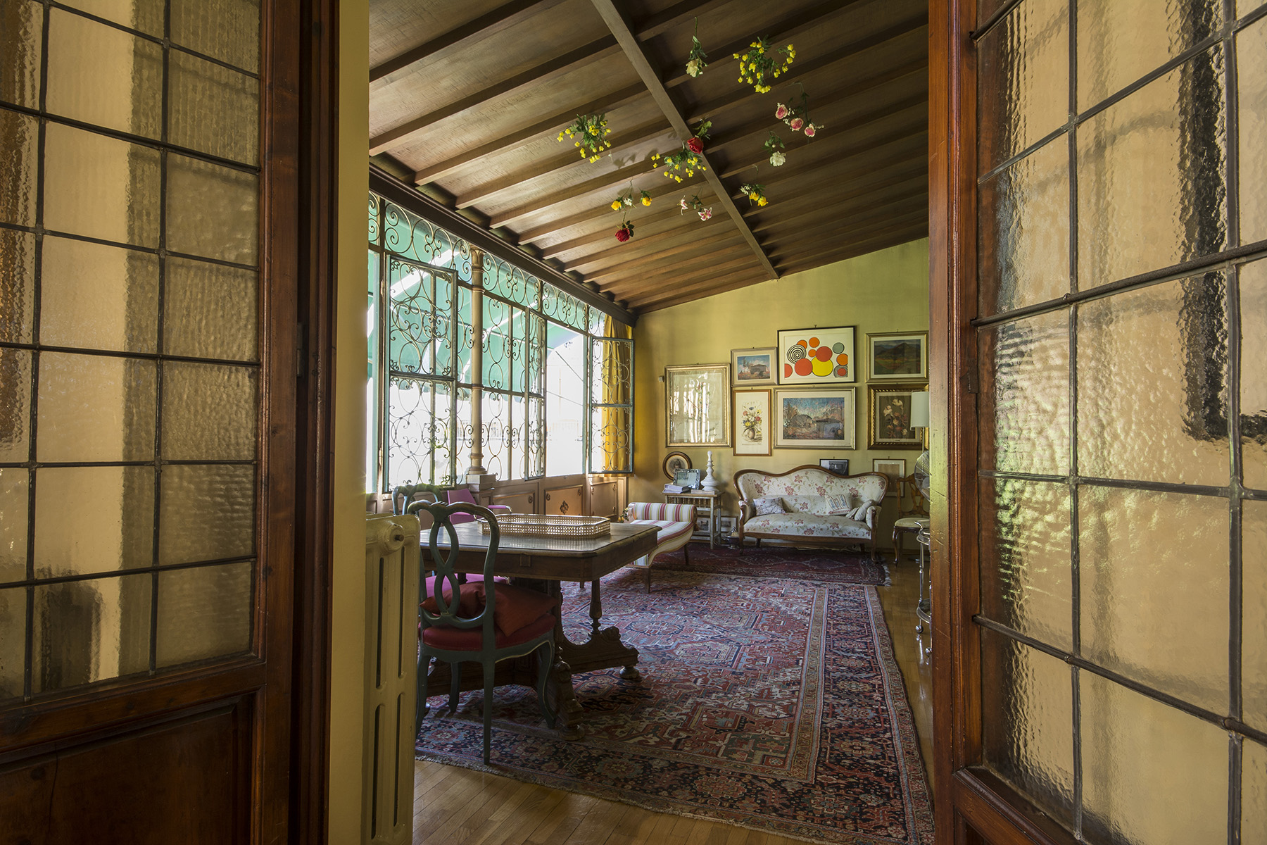 Additional photo for property listing at 19th century villa in the heart of Florence Savonarola, Firenze, Florence Italy