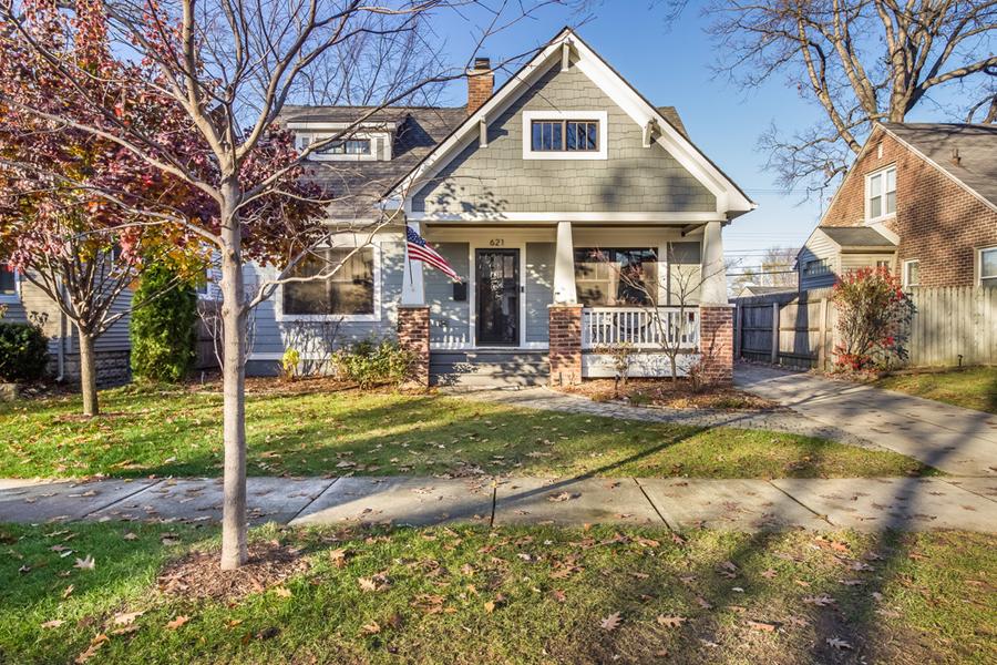 Single Family Home for Sale at Royal Oak 621 E 5TH Street Royal Oak, Michigan, 48067 United States