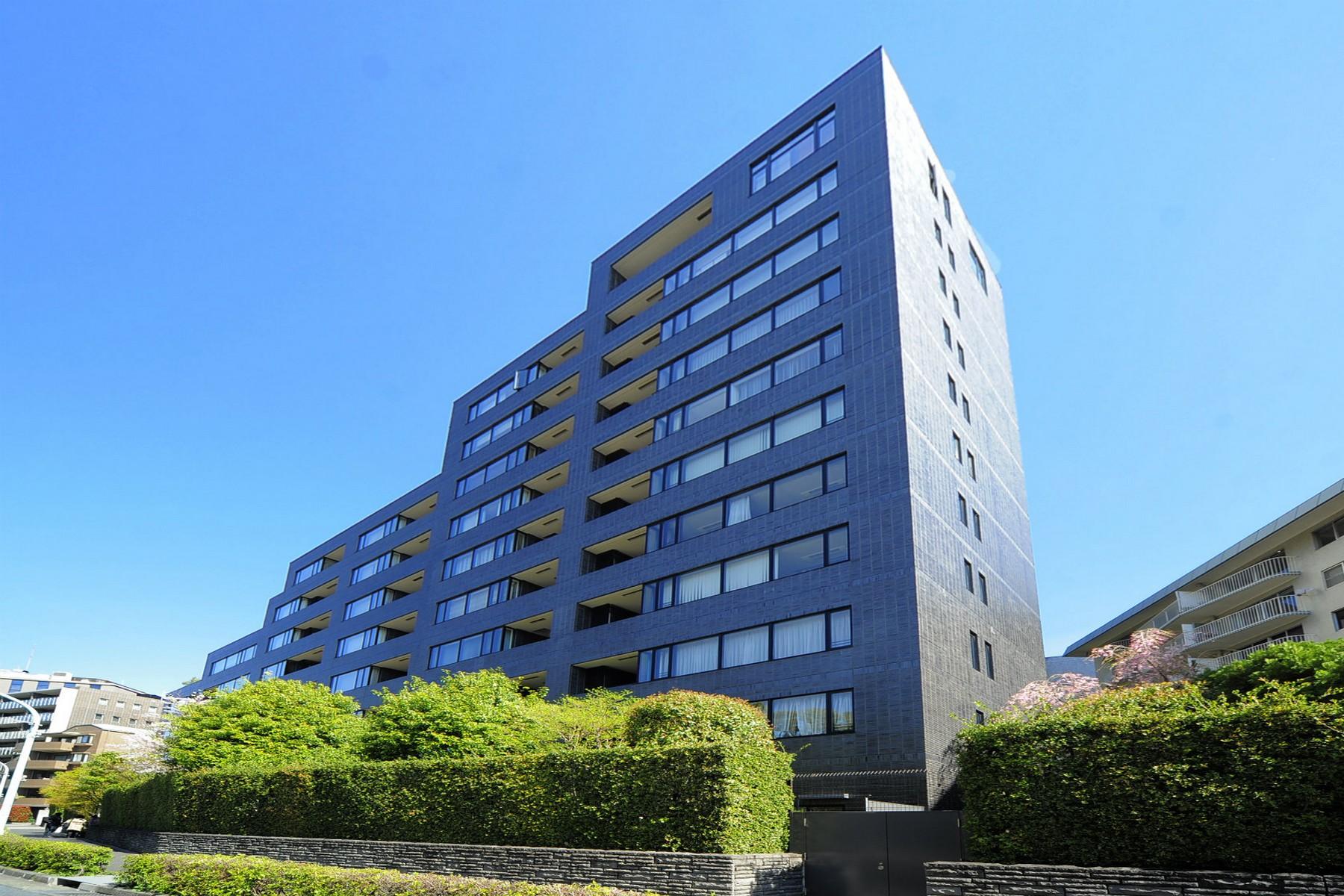 Property For Sale at Minami-Aoyama Terrace Tokiwamatsu Forest