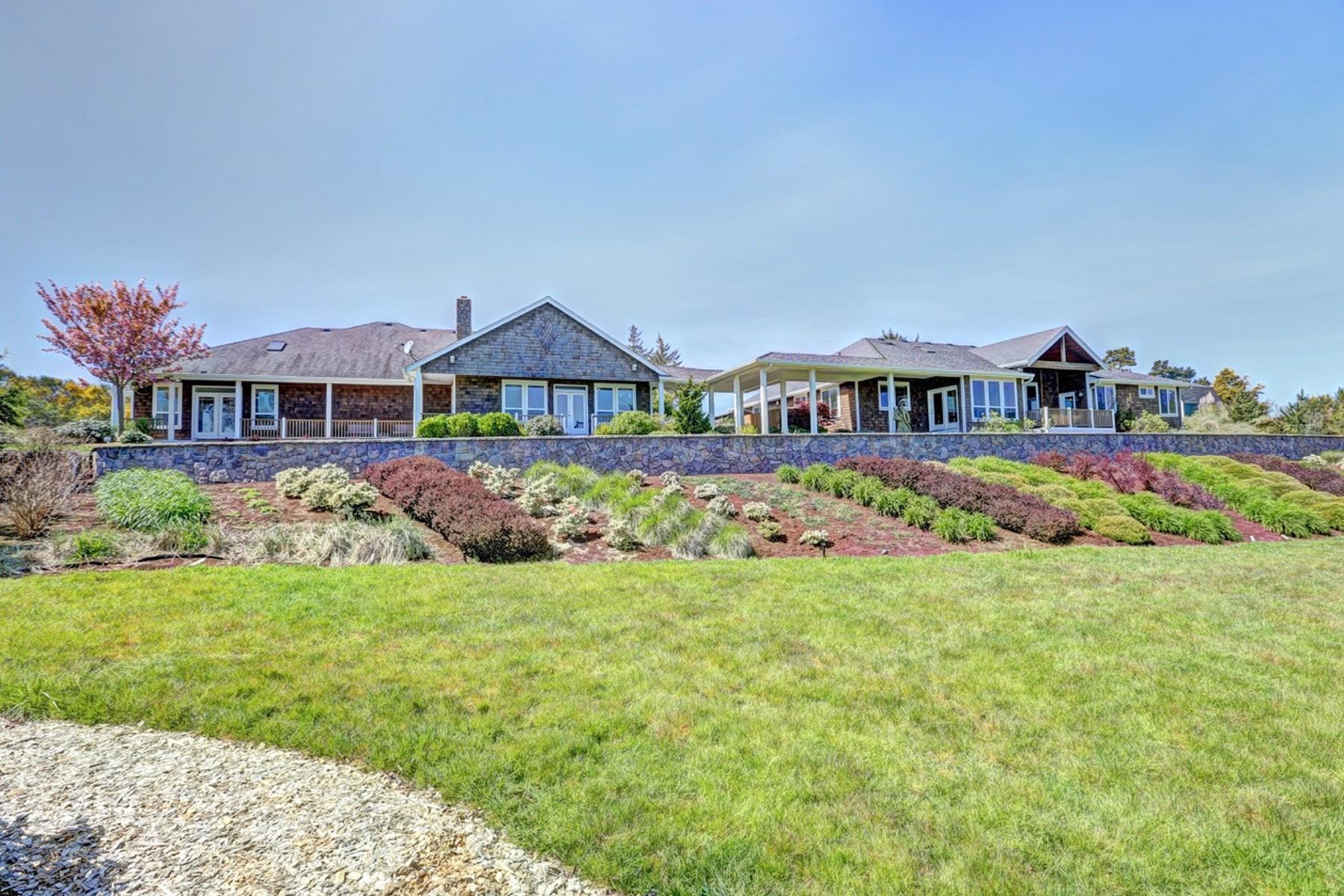 Các loại nhà khác vì Bán tại Extraordinary Surf Pines Estate 89061 Stellar Lane Warrenton, Oregon 97146 Hoa Kỳ