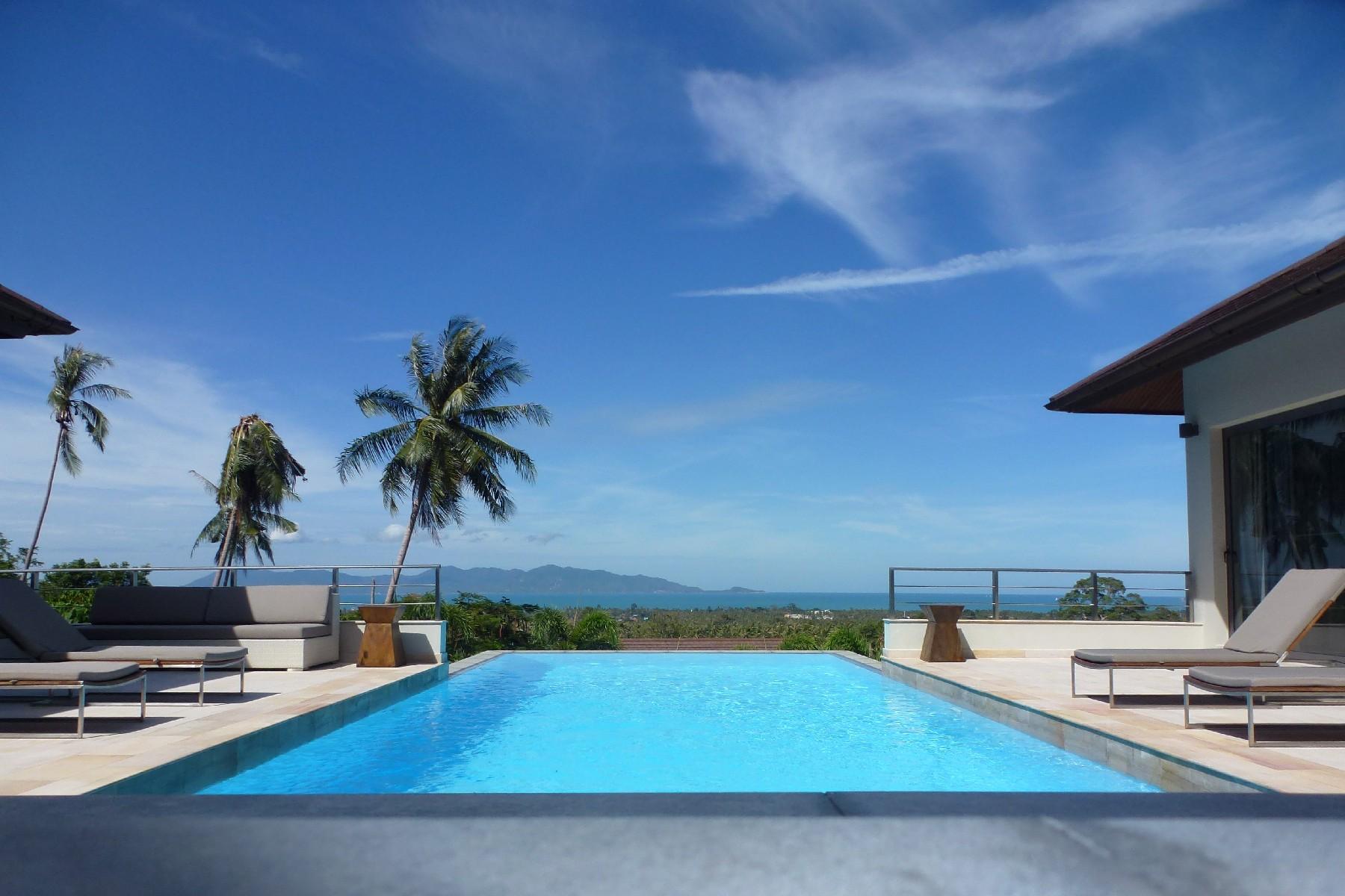 sales property at 6 Bed Panoramic Sea View Villa, Samui