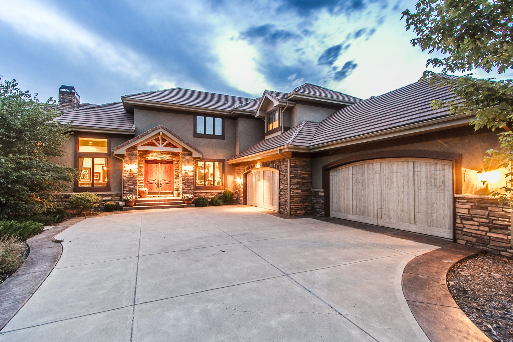 Maison unifamiliale pour l Vente à Top quality custom builder's home 31 Brookhaven Ln Littleton, Colorado 80123 États-Unis