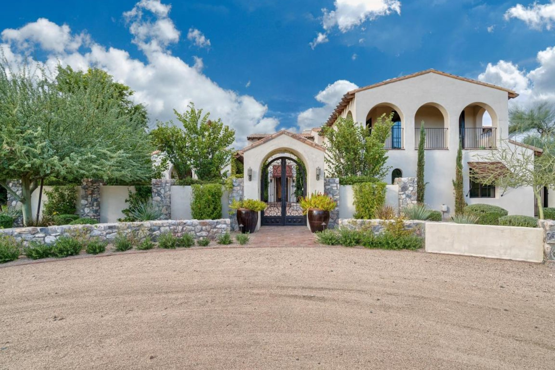 sales property at Elegant Spanish revival estate