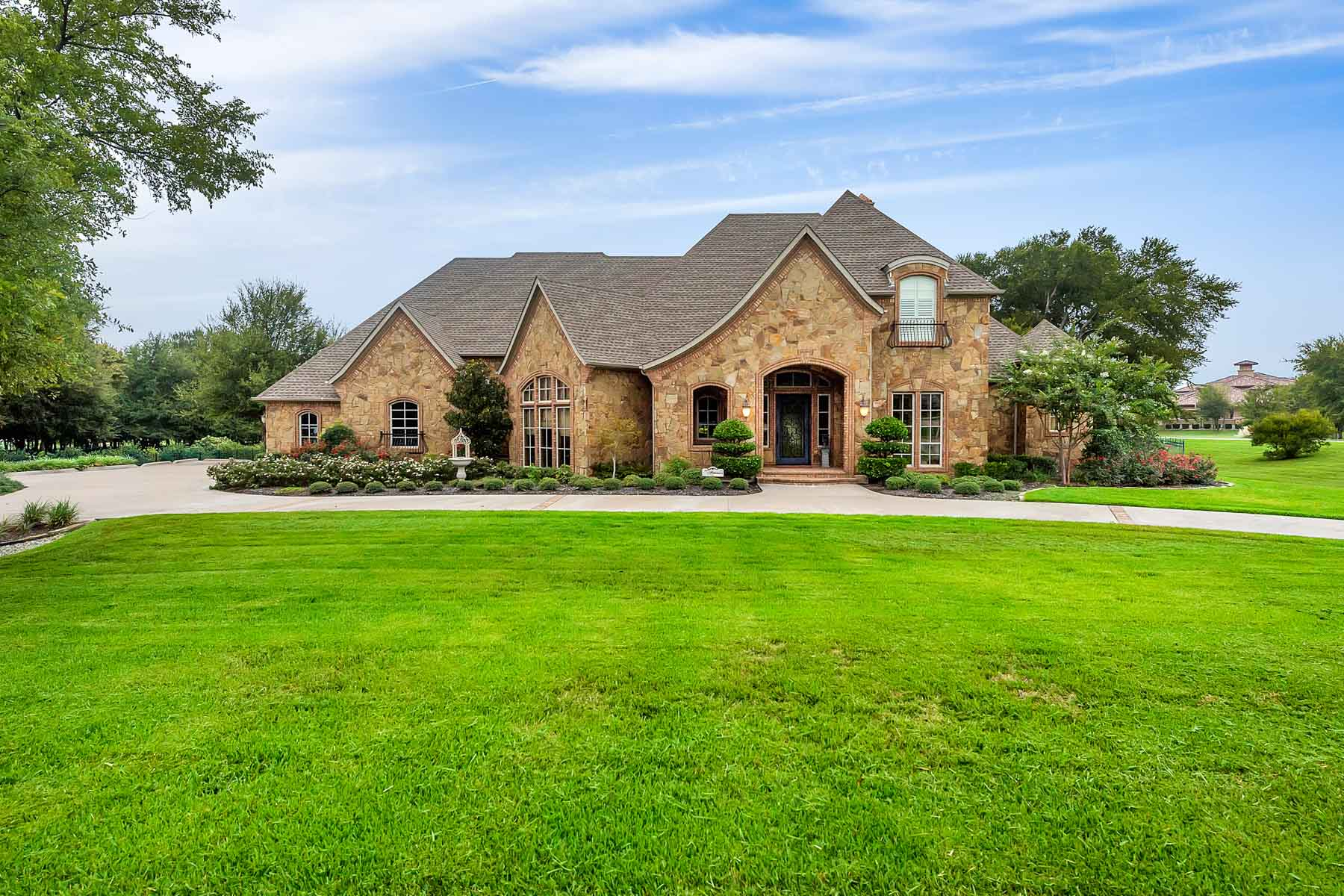 Single Family Home for Sale at Bella Flora Traditional 8100 Modena Drive Fort Worth, Texas, 76126 United States