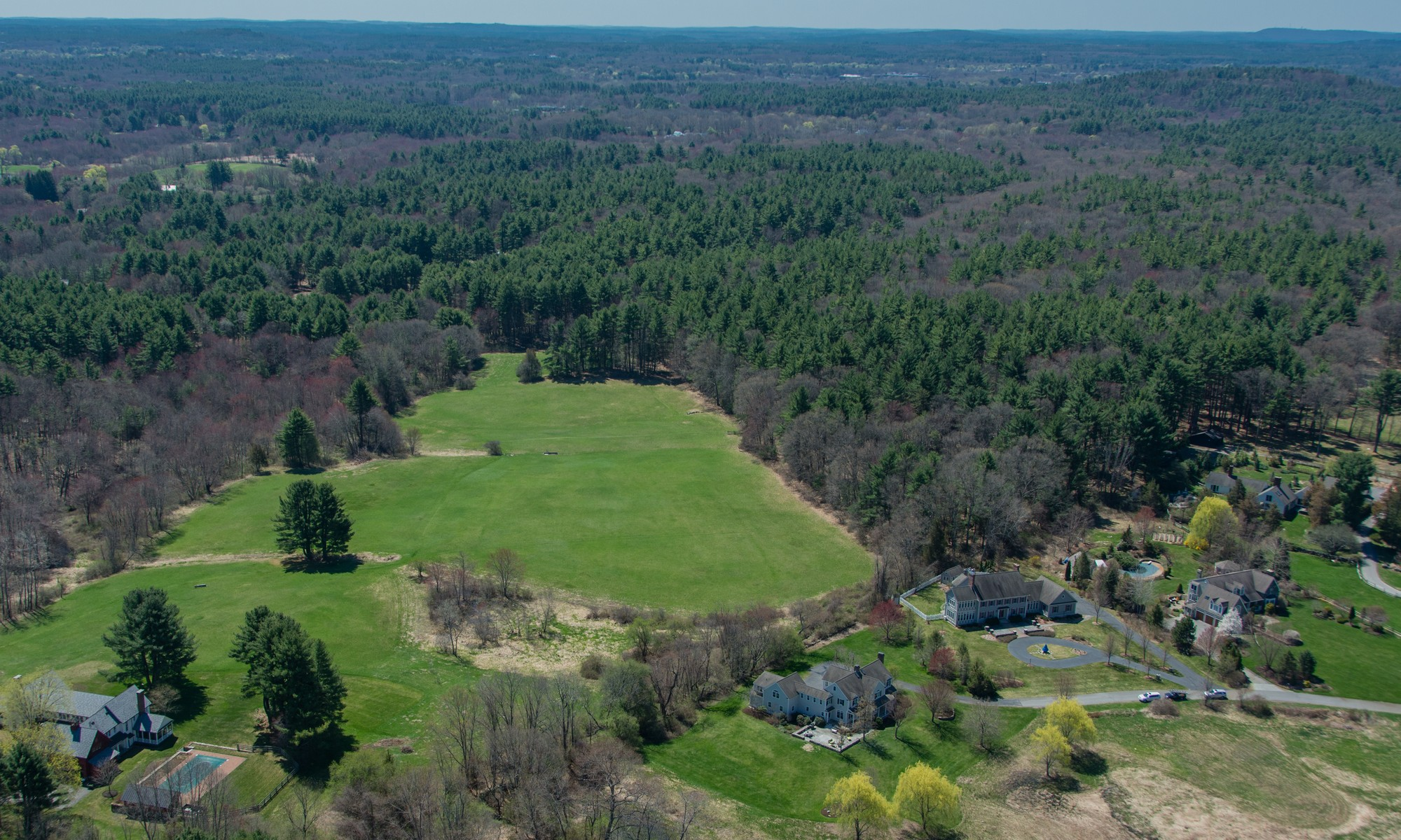 Property For Sale at Magnificent Custom Designed Farmhouse Colonial