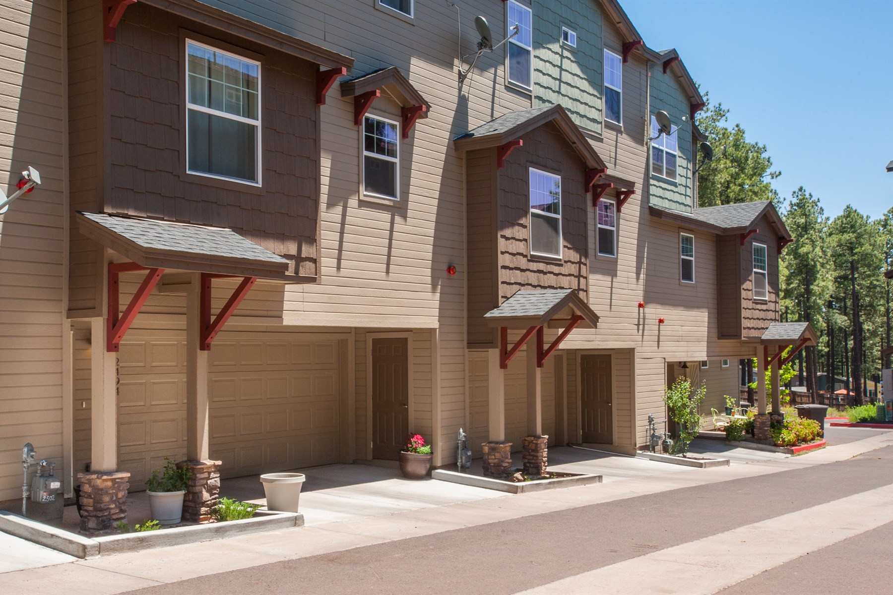sales property at New townhome in Flagstaff