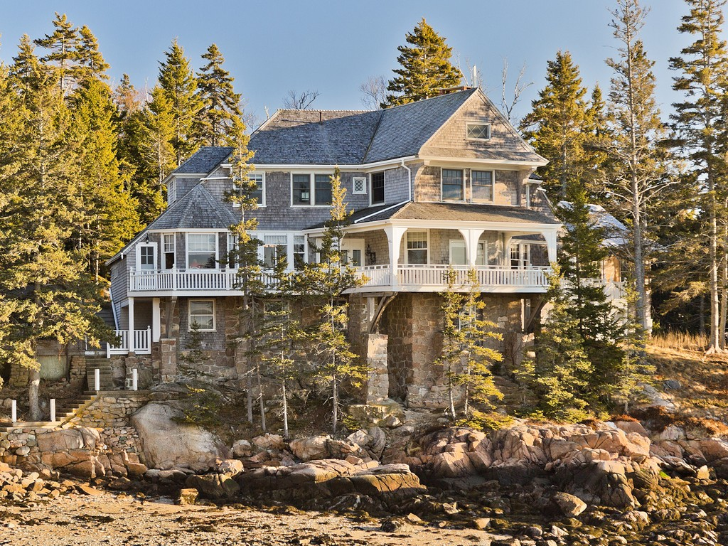 Single Family Home for Sale at Felsted Deer Isle, Maine 04627 United States