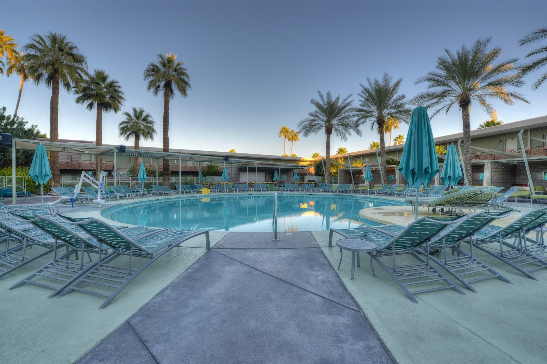 콘도미니엄 용 매매 에 Private Luxury Residence At The Hotel Valley Ho 6850 E Main Street #7701 Scottsdale, 아리조나 85251 미국