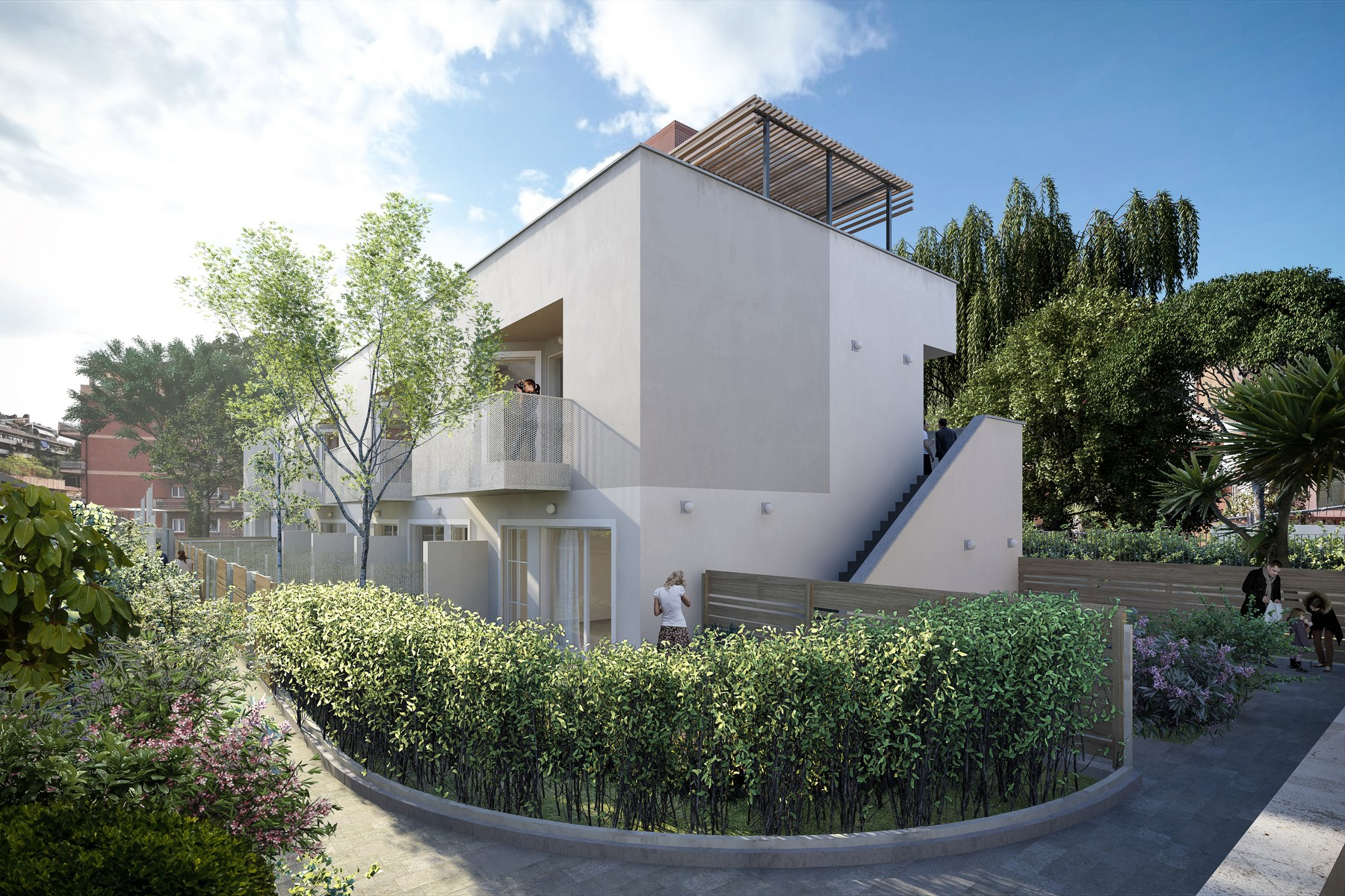 Additional photo for property listing at New development at Ponte Milvio Rome, Rome Italy