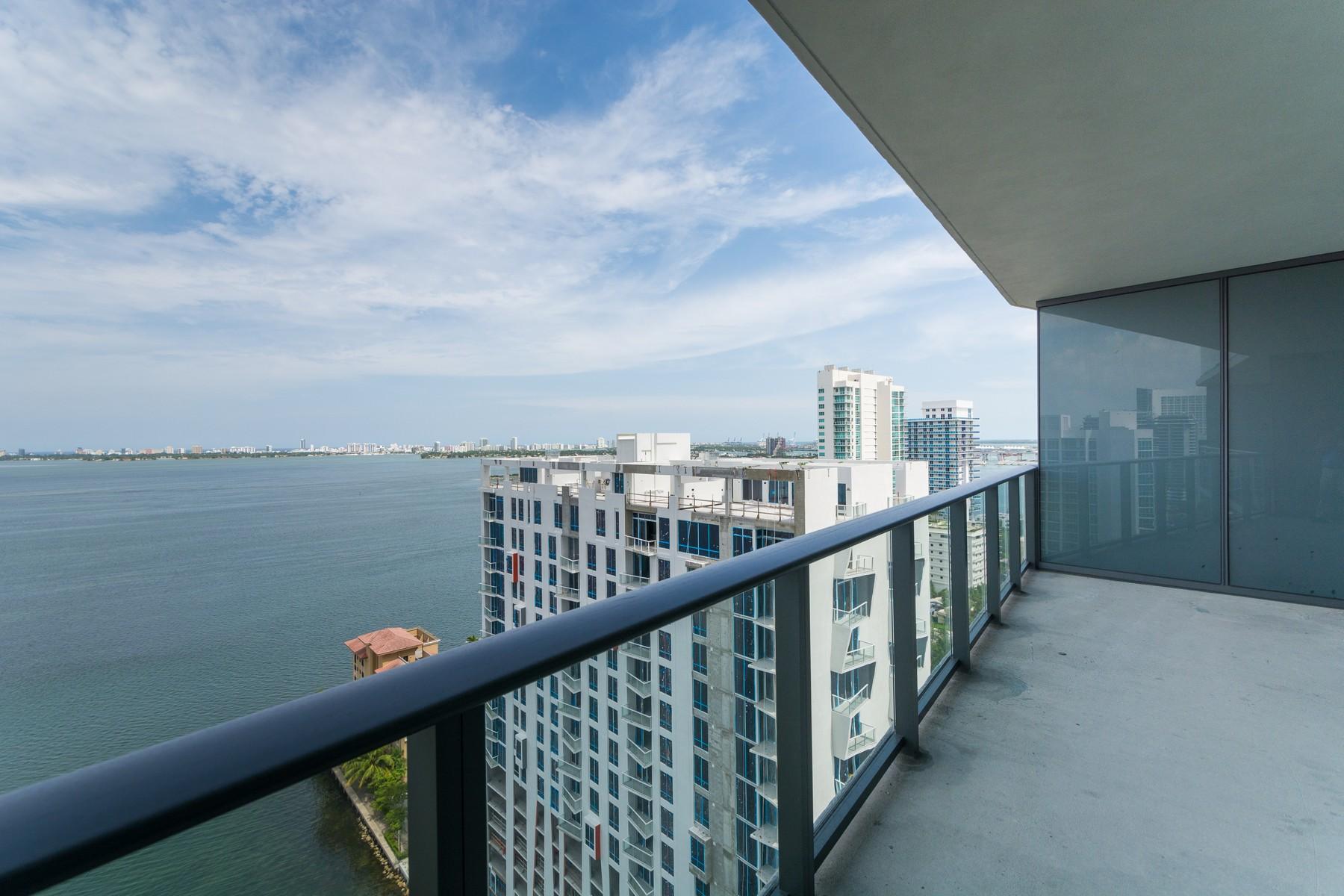 Кооперативная квартира для того Продажа на 460 NE 28 ST #2207 Miami, Флорида 33137 Соединенные Штаты