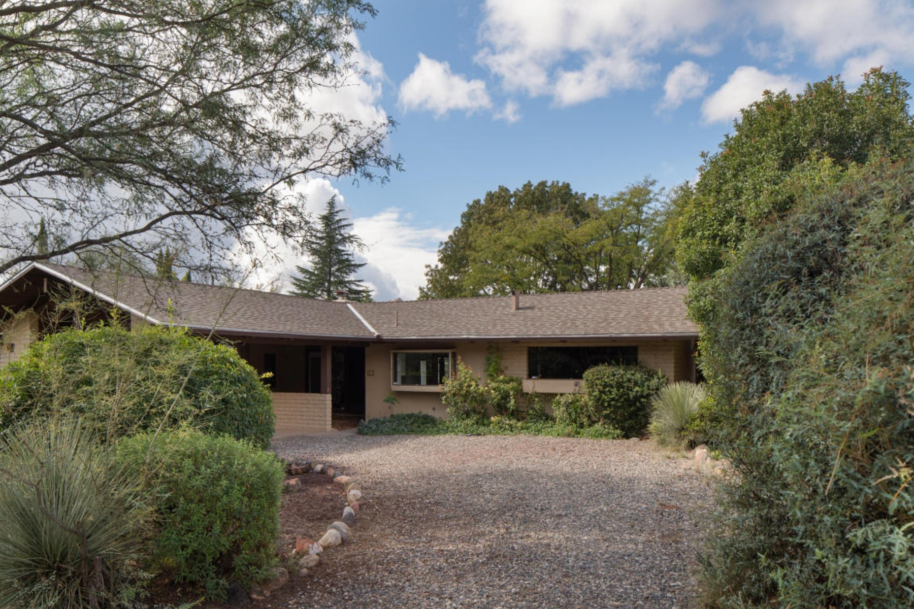 Property For Sale at Mid-century modern home in the Chapel Area