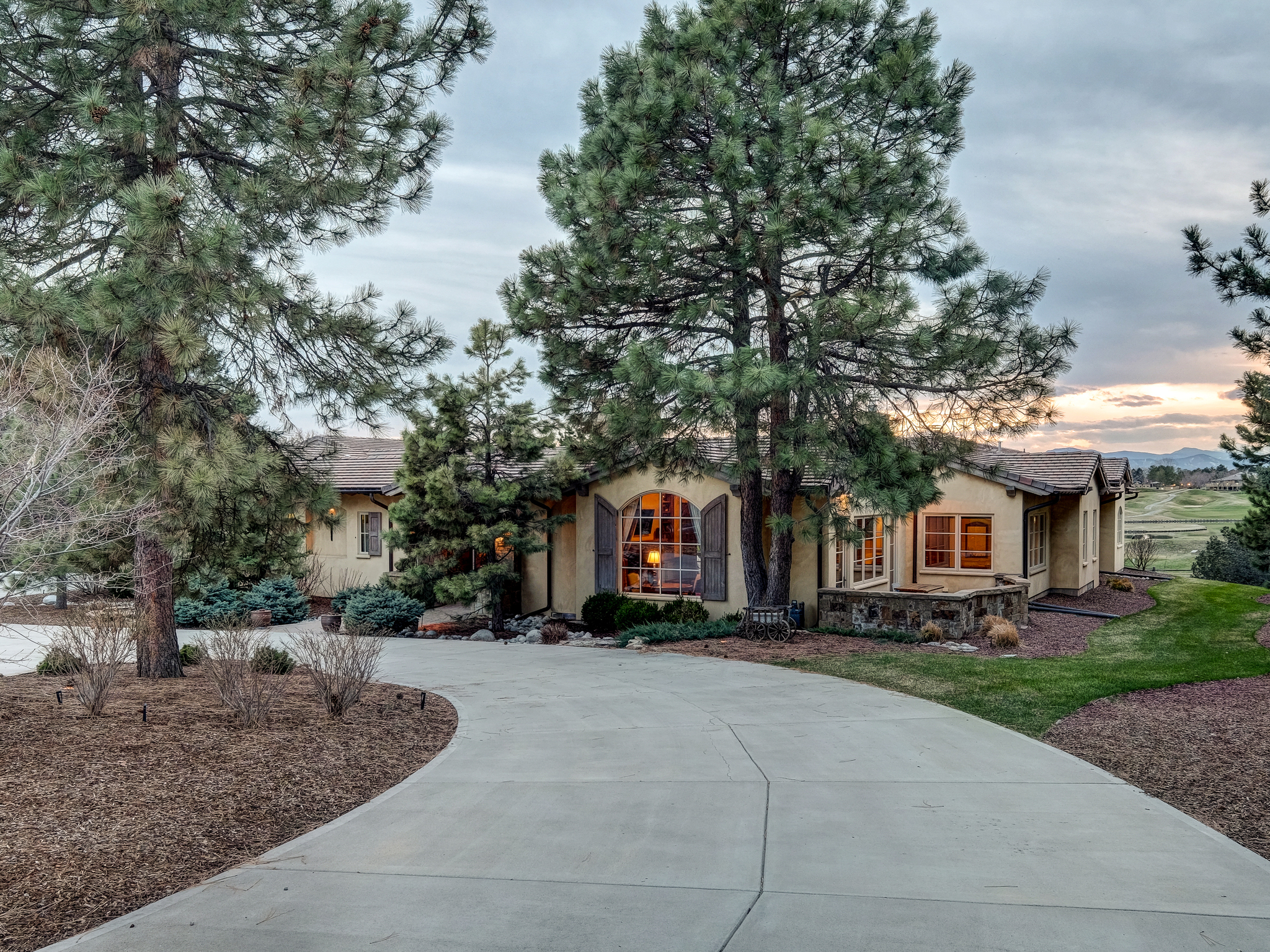 sales property at Custom Ranch in Cherry Hills Village